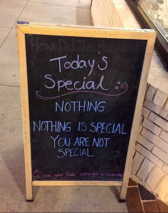 you-are-not-special