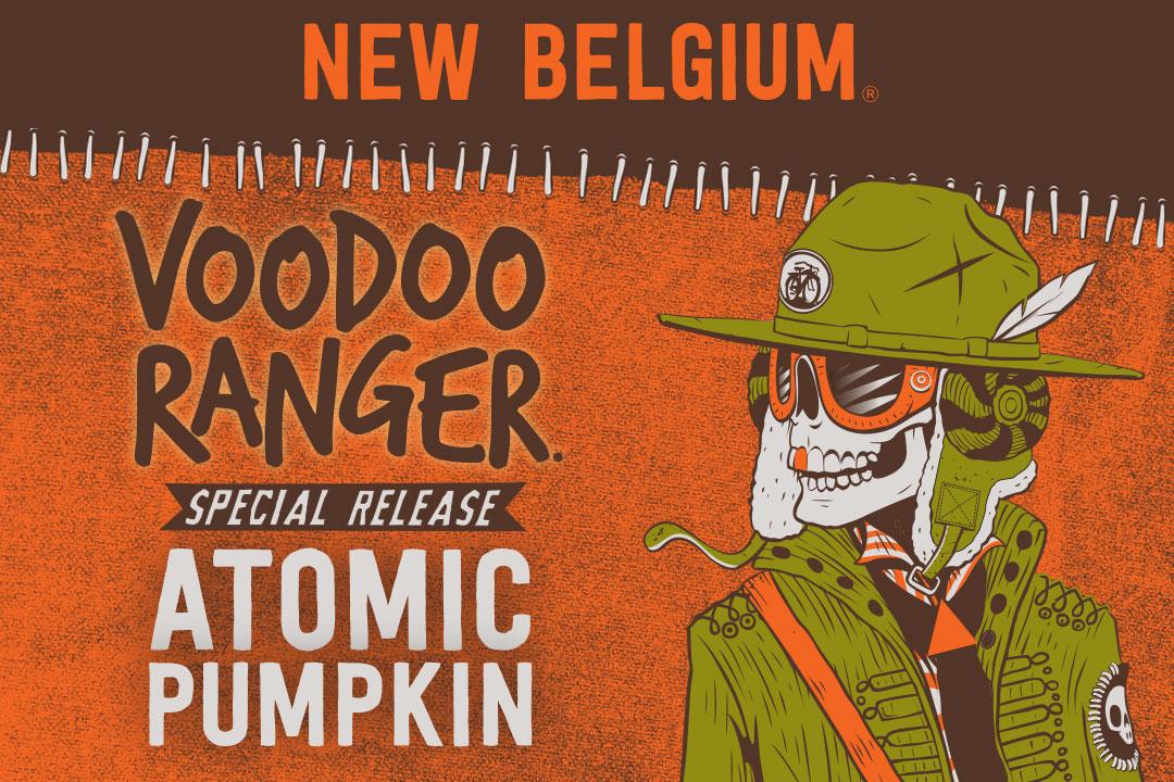 Ill-Gotten Booty Beer Reviews: New Belgium Voodoo Ranger ...